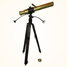 Model 95 company W. Watson and Sons LTD G. S. Telescope