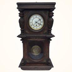 1800's Austrian Regulator clock