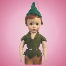 Vintage Madame Alexander Peter Pan Doll