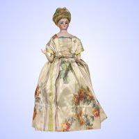 Simon & Halbig 1160 Bisque head Little Woman Doll House Doll