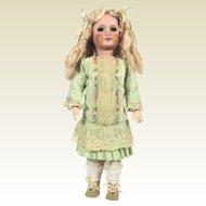 SFBJ Unis 301 French bisque head Doll
