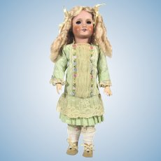 SFBJ Unis 301 French bisque head Doll