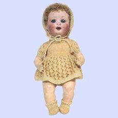 Heubach Koppelsdorf 300 Bisque Head Baby Doll