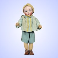 Kammer Reinhardt 127 Bisque Head Toddler with head fired by Simon Halbig