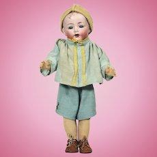 Kammer Reinhardt 127 Bisque Head Toddler