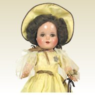 Vintage Composition Arranbee Princess Elizabeth Doll