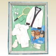 Ken Time For Tennis Outfit #790 in box
