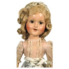 Composition Sonja Henie Doll