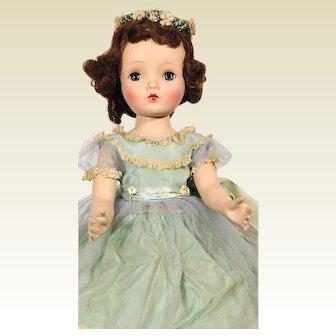 50's Madame Alexander Binnie Walker Flower Girl Doll