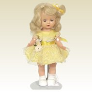Vintage 50's Nancy Ann Storybook Muffie Walker Doll