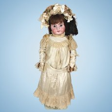 Antique French TETE Jumeau Doll