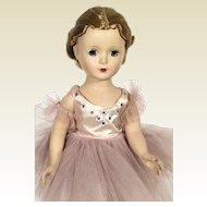 1950's Margot Ballerina Doll