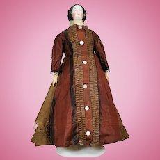 Antique Kister China Head Doll