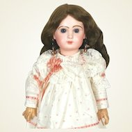 Antique French size 9 Tete Jumeau Bebe Doll