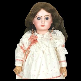 Antique size 9 Tete Jumeau Doll