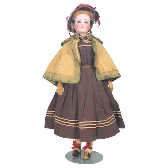 Antique Gaultier French Fashion Doll