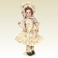 SFBJ Unis 60 Paris Bisque Doll
