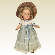 Composition Princess Elizabeth Doll