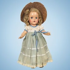 Composition Princess Elizabeth Doll