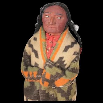 Skookum Brave Doll