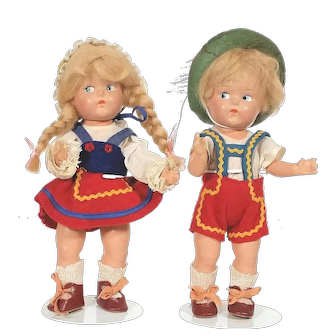 Vogue Hansel and Gretel Toddles