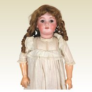 Antique Heinrich Handwerck 109 bisque head Doll