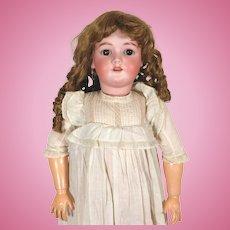Antique Heinrich Handwerck 109 Doll