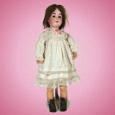 Antique Kestner 164 Bisque Head Doll