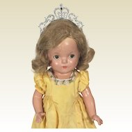 Madame Alexander Composition Princess Elisabeth doll