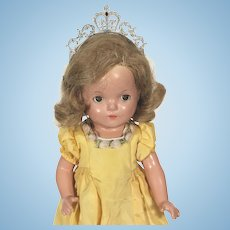 Madame Alexander Composition Princess Elisabeth doll