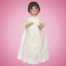 Heubach Koppelsdorf 320 Bisque Head  Breather Baby Doll