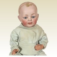 Antique Bisque Kestner JDK 247 Baby Jean Doll