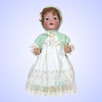 Kammer Reinhardt (K star R) 121 Character Faced Bisque Baby Doll