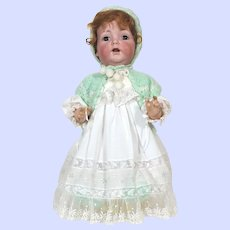 Kammer Reinhardt (K star R) 121 Character Faced Bisque Baby Doll