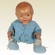 Horsman Composition Buttercup Baby Doll