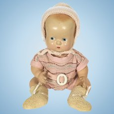 Vintage Arranbee Composition Baby Doll