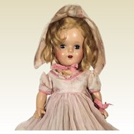 Arranbee Vintage Nancy Composition Southern Girl Doll