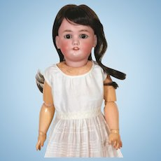 Cuno & Otto Dressel 1348 Bisque Character Doll