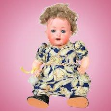 Heubach Koppelsdorf 267 bisque Head Baby Doll