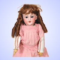 Simon & Halbig 1249 Santa Bisque Head Character Doll