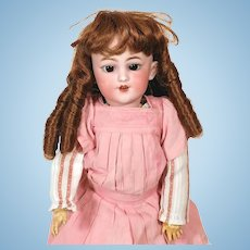 Simon & Halbig 1249 Santa Bisque Head Character Doll
