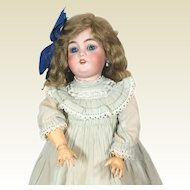 Simon & Halbig bisque head 1079 Character Doll