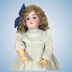 Simon & Halbig bisque head 1079 Character Doll