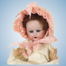 Heubach 10532 Bisque Head Baby Doll