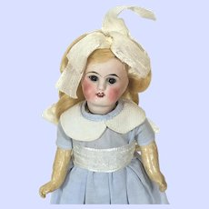 Antique Sonnenberg Belton Bisque Head Doll