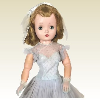 Madame Alexander Cissy Bridesmaid 2030 from 1956