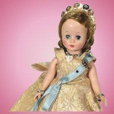 Madame Alexander Cissette Queen Elizabeth # 971 from 1957