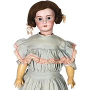 Antique French DEP Jumeau Bebe Doll