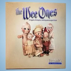 Theriaults The Wee Ones Hardbound Auction Catalogue