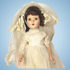 American Character Sweet Sue Walker Bride Doll